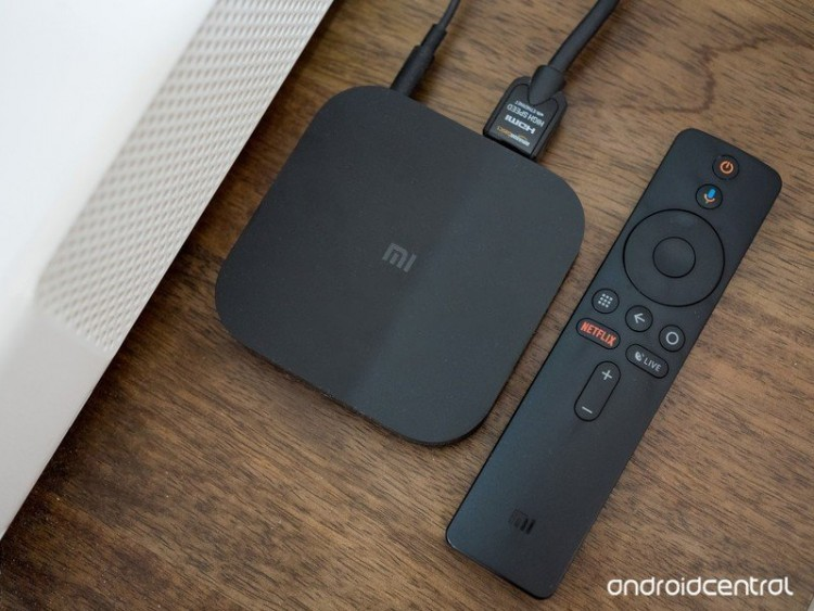 Xiaomi показала Mi Box 4S Pro, который поддерживает проигрывание видео до 8K - 1