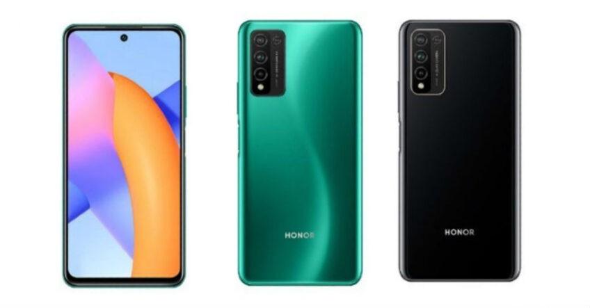 Объявление Honor 10X Lite и стоимость Huawei Mate 30E Pro – фотография 2