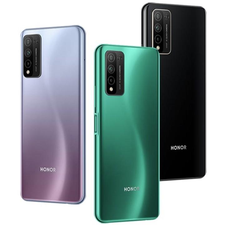 Объявление Honor 10X Lite и стоимость Huawei Mate 30E Pro – фотография 1