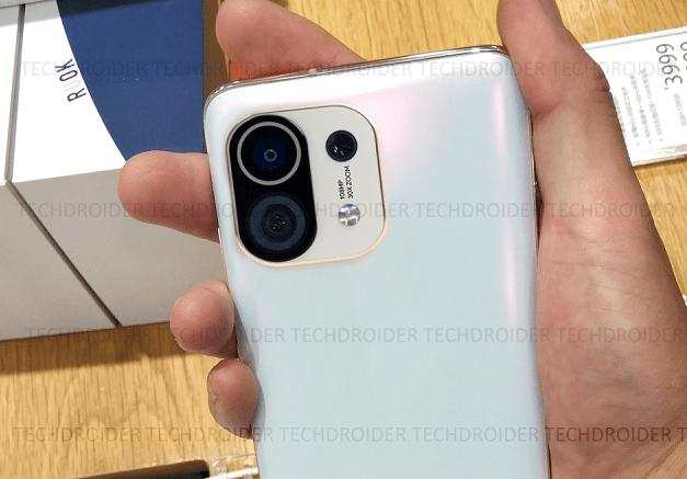 108 Мп и 30-кратный зум. Xiaomi Mi 11 позирует на живых фото