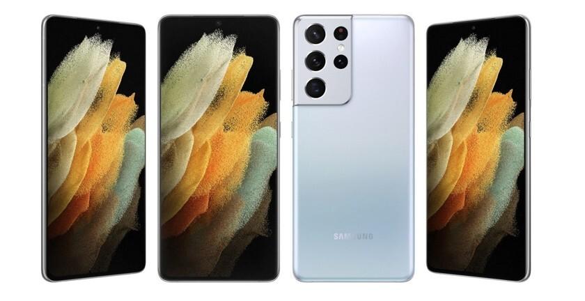 """Инсайдеры сравнил """"живое"""" фотография Samsung Galaxy S21 с рендером - 1"""