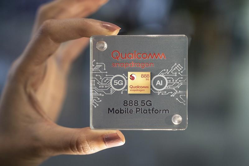 Раскрыта производительность флагманского микропроцессора Snapdragon 888 - 1