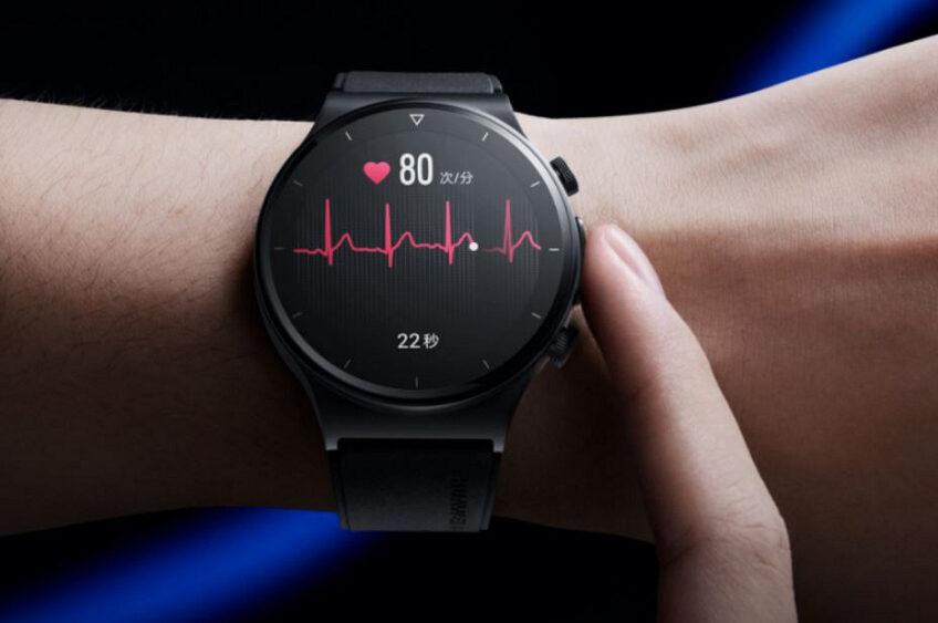 Сапфировое стекло, GPS, 12 дней автономности и регистрация ЭКГ. В Китае стартуют продажи умных часов Huawei Watch GT 2 Pro ECG