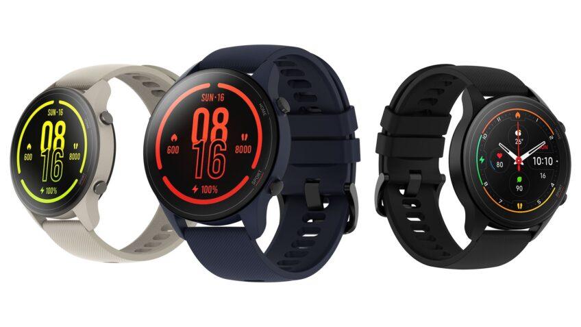 Xiaomi сообщила дату старта продаж «умных» часов Mi Watch в России - 1