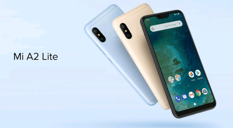 Xiaomi в очередной раз обновила Mi A2 Lite
