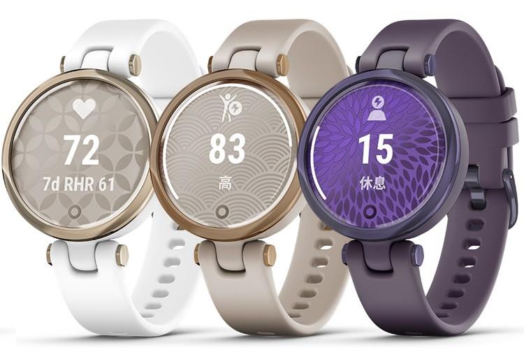 Дамские смарт-часы Garmin Lily выйдут в трех версиях стоимостью от €199