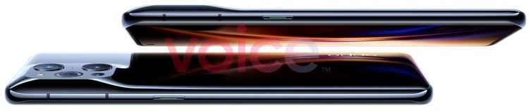 Флагман Oppo Find X3 Pro показался на официальным изображениях с необыкновенной тыльной камерой