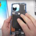 Новый флагман Xiaomi Mi 11 разобрали - 1