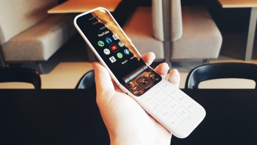 Обновлённая раскладушка Nokia 2720 готова к выходу