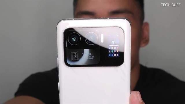 Xiaomi выпустит новый «звездный» телефон на микропроцессоре Snapdragon 888 - 1