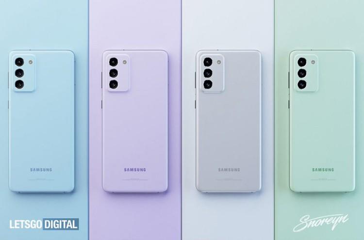Доступный флагман Samsung Galaxy S21 FE показался на высококачественных изображениях