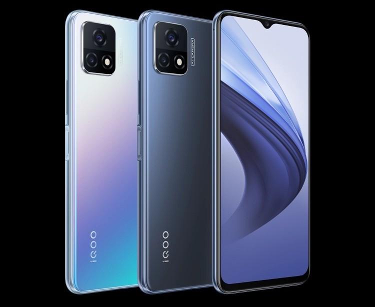 Представлен 5G-смартфон Vivo iQOO U3x с 90-Гц экраном стоимостью 0