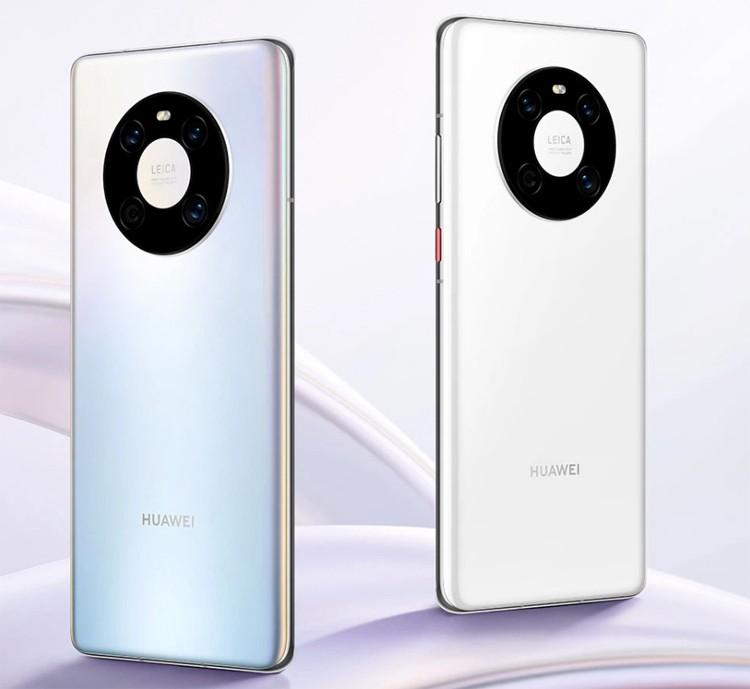 Представлен телефон Huawei Mate 40E 5G с 90-Гц экраном и 64-Мп камерой