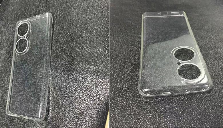 Производитель аксессуаров подтвердил необыкновенный дизайн флагманского Huawei P50 - 1