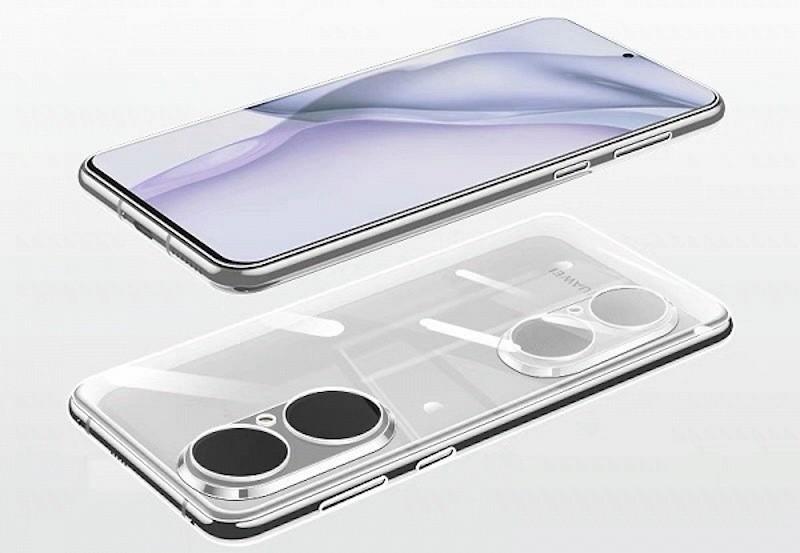 Производитель аксессуаров подтвердил необычный дизайн флагманского Huawei P50 - 1