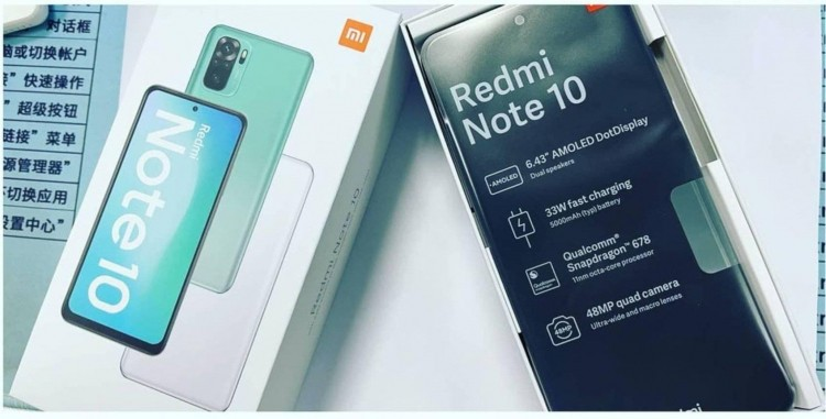 Стандартная версия Redmi Note 10 получит микропроцессор Snapdragon 678 и и 48-мегапиксельную камеру