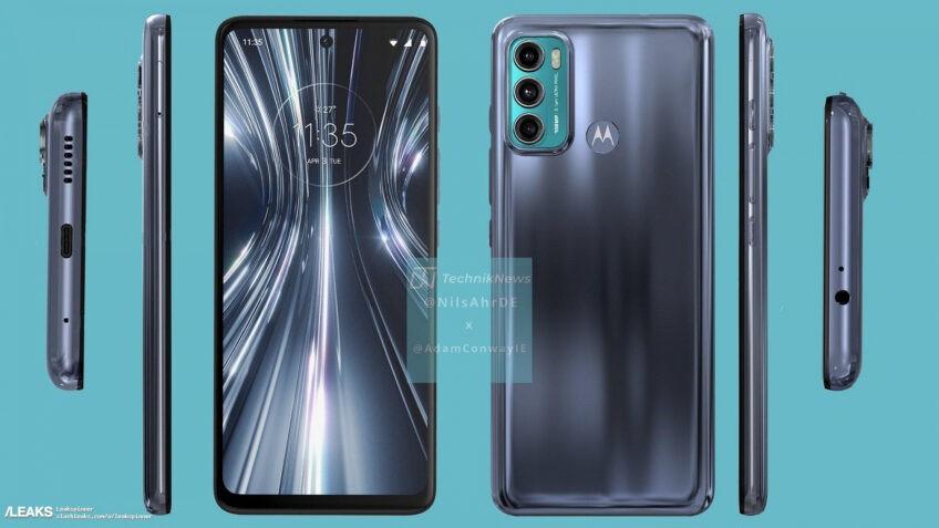 6000 мА•ч, Snapdragon 732G, 120 Гц и 108 Мп. Смартфон Moto G60 показали со всех сторон