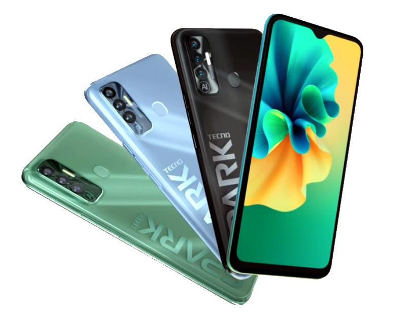 90 Гц, Helio G70, 5000 мА•ч и Android 11. Представлен Tecno Spark 7P