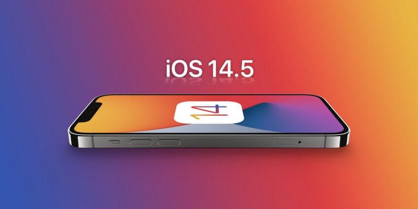 Apple подтвердила выпуск iOS 14.5 на следующей неделе