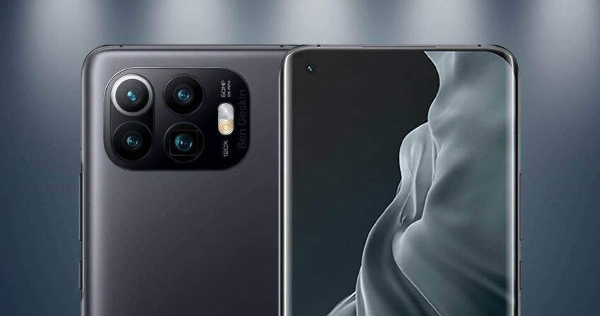 Флагманы Xiaomi Mi 11 Pro и Mi 11 Ultra получили новейшую MIUI