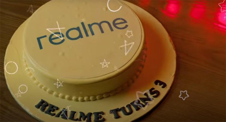 Realme запланировала мегапрезентацию на 4 мая