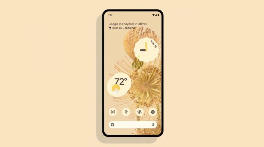 Google изменила дизайн в Android 12 в первый раз за последние 7 лет - 1