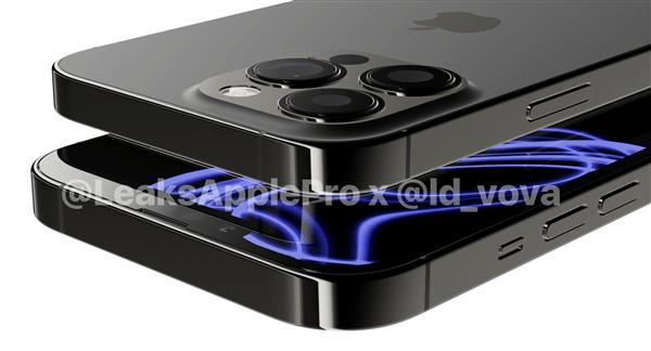 Финальную версию Apple iPhone 13 Pro показали на качественных изображениях