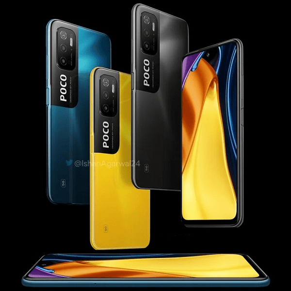 Обнародованы характеристики и внешний облик будущего Xiaomi Poco M3 Pro 5G - 1