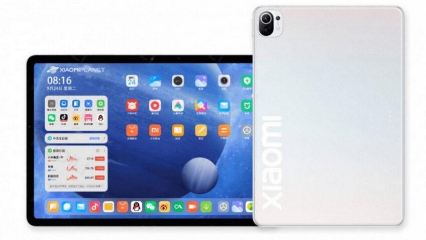 Snapdragon 870, 120/240 Гц, поддержка стилуса и MIUI for Pad. Новые подробности о Xiaomi Mi Pad 5