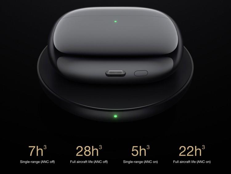 Xiaomi показала целиком беспроводные наушники FlipBuds Pro с шумоподавлением за 5