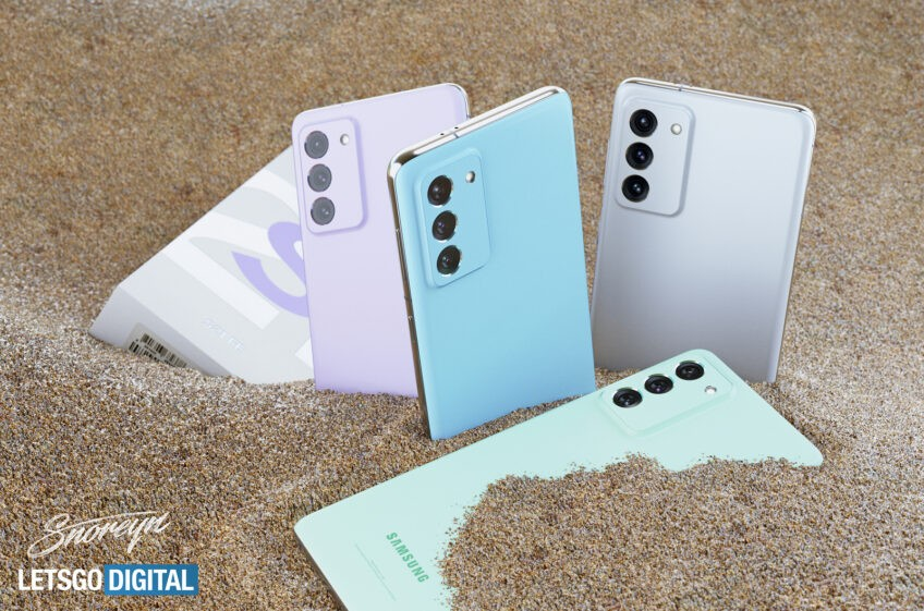 «Бюджетный» фанатский флагман Samsung Galaxy S21 FE, действительно, порадует ценой