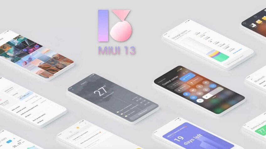Обнародованы изображения интерфейса неаносированной оболочки Xiaomi MIUI 13 - 1