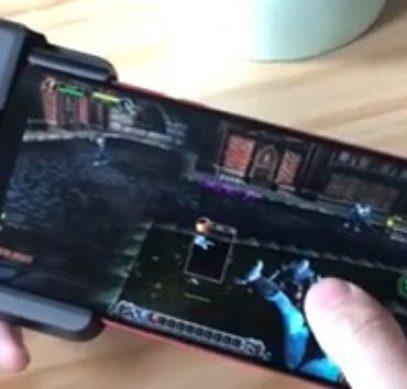 Игровые возможности смартфона Honor V20 показаны в видеоролике