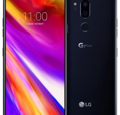 Прошивка на базе Android 9.0 Pie для LG G7 ThinQ задерживается