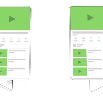 В семействе Google Pixel может появиться гибкий смартфон