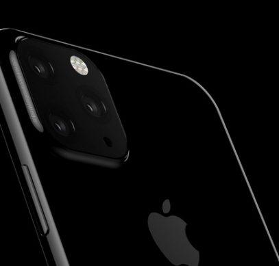 Первый рендер iPhone XL (iPhone 2019) с тройной камерой