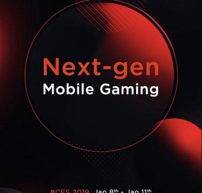 На CES 2019 покажут игровой смартфон нового поколения