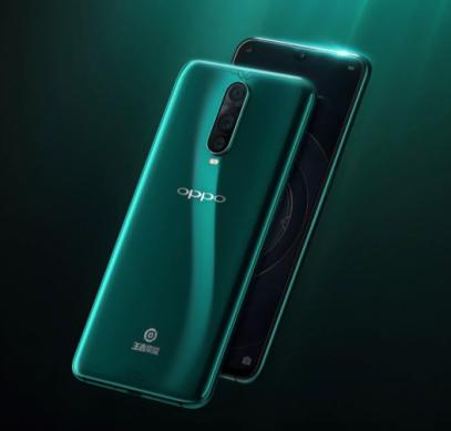 Начались продажи специального издания смартфона Oppo R17 Pro King Custom Edition