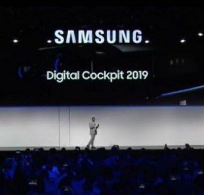 Samsung показала складной смартфон на CES 2019, правда за закрытыми дверями - 1