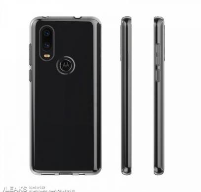 Чехлы подтверждают дизайн смартфонов Motorola P40 и Moto Z4 Play