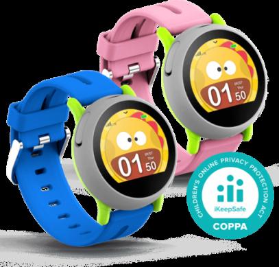 Coolpad Dyno Smartwatch — первые детские часы с поддержкой 4G - 1