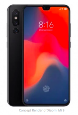 Xiaomi Mi 9 можно будет заряжать еще быстрее – фото 1