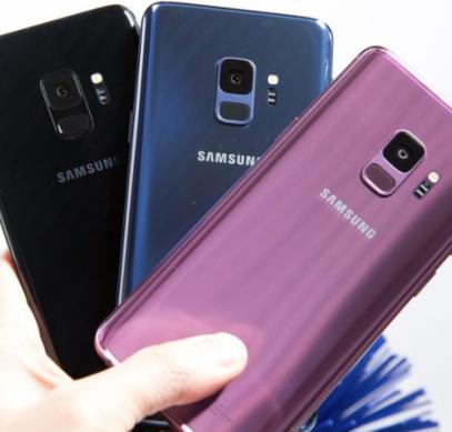 Новая прошивка для Samsung Galaxy S9 улучшила камеру смартфона