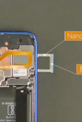 Redmi Note 7 разборка