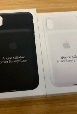 Ёмкость аккумулятора в чехлах для iPhone XS и XS Max более чем в полтора раза ниже, чем у чехла для iPhone 7