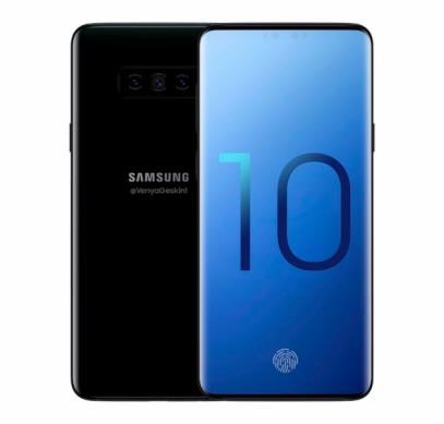 Сканеры отпечатков пальцев в Samsung Galaxy S10 и Galaxy S10+ не работают с защитными пленками