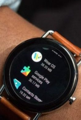 Доступно обновление Wear OS 2.3 для умных часов - 1