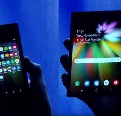 Смартфон Samsung Galaxy Fold с гибким экраном выйдет в двух версиях