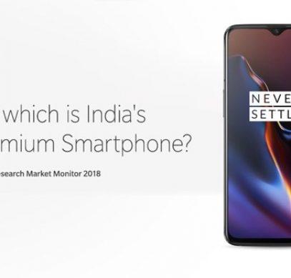 OnePlus троллит Apple за лидерство на рынке Индии