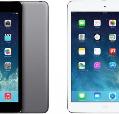 Новые iPad и iPad mini дебютируют уже весной